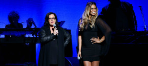 Rosie O'Donnell and Laverne Cox Photo by True Colors Fund